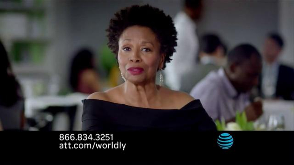 DIRECTV TV Commercial, 'Worldly Woman' Featuring Jenifer Lewis