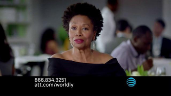 DIRECTV TV Spot, 'Worldly Woman' Featuring Jenifer Lewis
