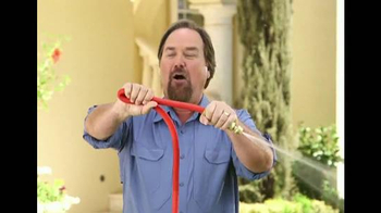 Pocket Hose Bungee TV Spot, \'Compact\' Featuring Richard Karn