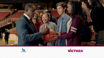 Victoza TV Spot, \'Moment of Truth\' Featuring Dominique Wilkins