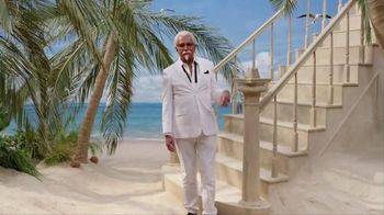 KFC TV Spot, 'Lifestyle' Featuring George Hamilton - Thumbnail 2