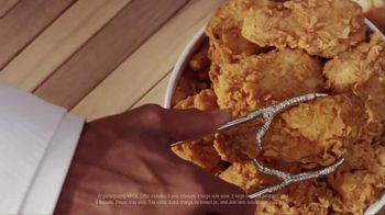 KFC TV Spot, 'Lifestyle' Featuring George Hamilton - Thumbnail 6