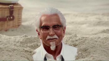 KFC $20 Family Fill Up TV Spot, 'Fun in the Sun' Featuring George Hamilton - Thumbnail 1