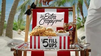 KFC TV Spot, 'Extra Crispy Boy' Featuring George Hamilton - Thumbnail 10