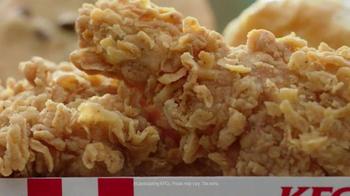 KFC TV Spot, 'Extra Crispy Boy' Featuring George Hamilton - Thumbnail 6