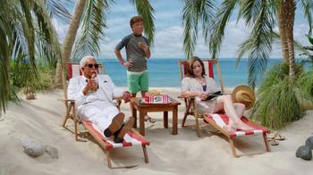 KFC TV Spot, 'Extra Crispy Boy' Featuring George Hamilton - Thumbnail 9