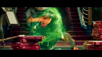 Papa John's Dual Layer Pepperoni TV Spot, 'Ghostbusters: Best Customer' - Thumbnail 3