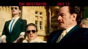 The Infiltrator - 2632 commercial airings