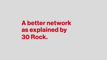 Verizon TV Spot, '30 Rock: Smart TV' Feat. Jack McBrayer, Jane Krakowski - Thumbnail 1