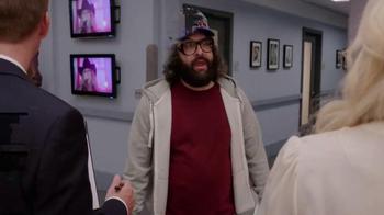 Verizon TV Spot, '30 Rock: Smart TV' Feat. Jack McBrayer, Jane Krakowski - Thumbnail 7