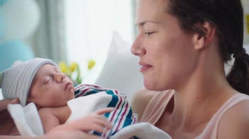 Pampers Swaddlers TV Spot, 'Love at First Touch'