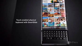 BlackBerry PRIV TV Spot, 'Secure Smartphone Powered by Android' - Thumbnail 2