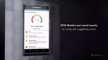 BlackBerry PRIV TV Spot, 'Secure Smartphone Powered by Android' - Thumbnail 5