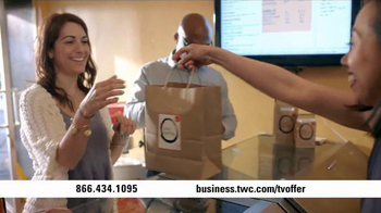 Time Warner Cable Business Class TV Spot, 'Snacking By the Numbers' - Thumbnail 4