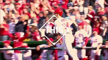 Major League Baseball TV Spot, '#THIS: Sacred Ritual' Feat. Bryce Harper - Thumbnail 10