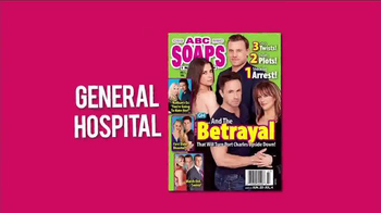ABC Soaps In Depth TV Spot, 'General Hospital: Betrayal'