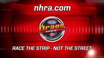 NHRA TV Spot, 'Street Legal Racing' Featuring Justin Shearer - Thumbnail 8