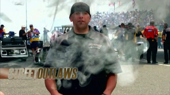 NHRA TV Spot, 'Street Legal Racing' Featuring Justin Shearer