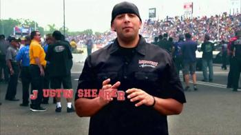 NHRA TV Spot, 'Street Legal Racing' Featuring Justin Shearer - Thumbnail 6