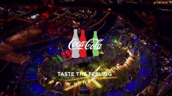 Coca-Cola TV Spot, 'NBC Olympics: Liukin & Adrian' - Thumbnail 9