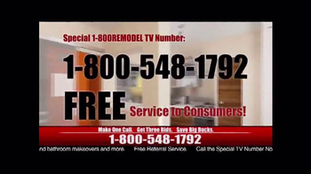 1-800-Remodel TV Spot, 'Would You Rather?' - Thumbnail 2