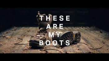 Under Armour TV Spot, 'My Boots'  Featuring Lee & Tiffany Lakosky - 1161 commercial airings