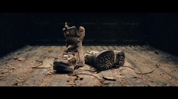 Under Armour TV Spot, 'My Boots'  Featuring Lee & Tiffany Lakosky - Thumbnail 7