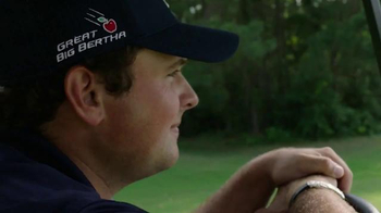 Callaway TV Spot, '360 Face Cup Ambush' Featuring Patrick Reed