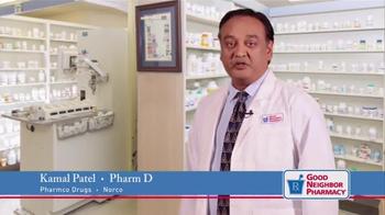 Good Neighbor Pharmacy TV Spot, 'Alzheimer's Early Detection'