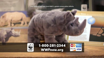 World Wildlife Fund TV Spot, 'Saving Rhinos in the Wild' - Thumbnail 9