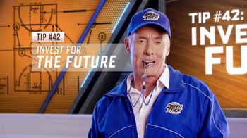 Speed Stick Gear Overtime TV Spot,'Invest for the Future' Ft Brandon Ingram