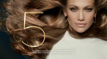 L'Oreal Paris Total Repair 5 TV Spot, 'Signos' con Jennifer Lopez [Spanish] - 928 commercial airings