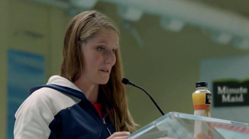 Minute Maid TV Spot, 'Doing Good' Featuring Missy Franklin