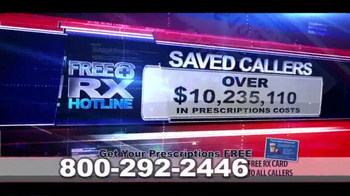 Free RX Network TV Spot, \'Here to Help\'