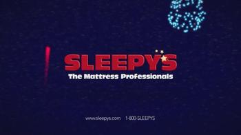 Sleepy's July 4th Holiday Sale TV Spot, 'Nearly Every Mattress' - Thumbnail 8