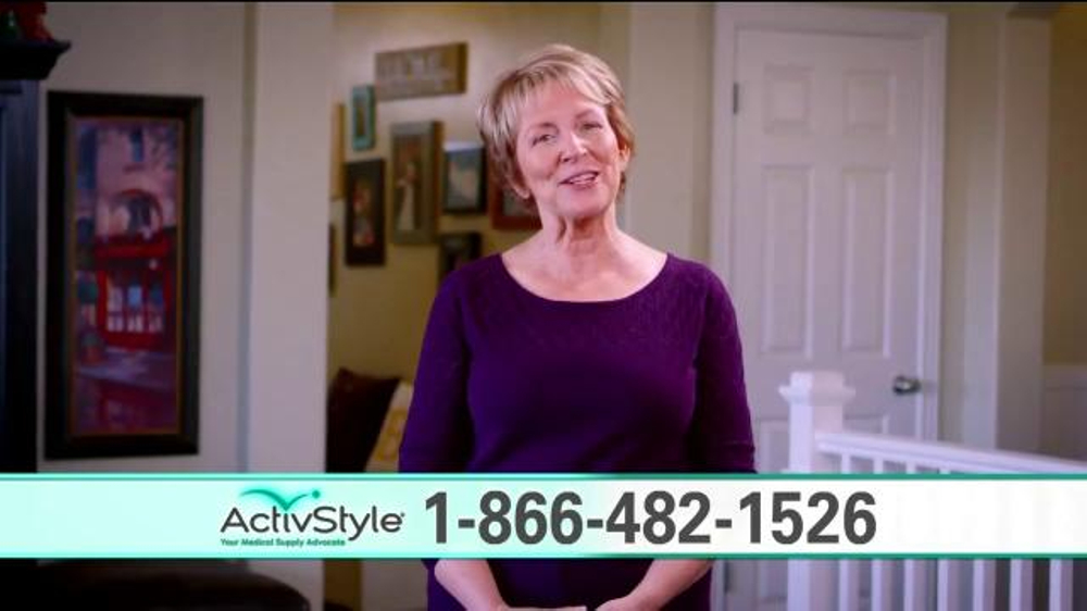 ActivStyle TV Commercial, 'Incontinence Supplies'