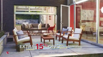 Overstock.com 4th of July Sale TV Spot, 'Furniture & Mattresses' - Thumbnail 3