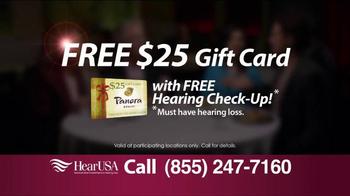 HearUSA TV Spot, 'Restaurant: Dad' - Thumbnail 9