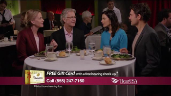 HearUSA TV Spot, 'Restaurant: Dad' - Thumbnail 2