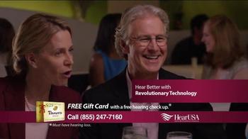 HearUSA TV Spot, 'Restaurant: Dad' - Thumbnail 7