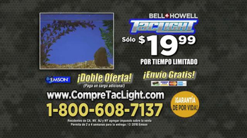 Bell + Howell TacLight TV Spot, 'Brillante' [Spanish] - Thumbnail 9