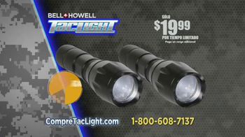 Bell + Howell TacLight TV Spot, 'Brillante' [Spanish] - Thumbnail 8