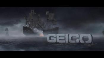 GEICO TV Spot, 'Pirate Ship Parrot' - Thumbnail 9