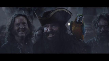 GEICO TV Spot, 'Pirate Ship Parrot'