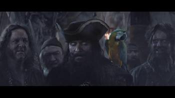 GEICO TV Spot, 'Pirate Ship Parrot' - Thumbnail 5