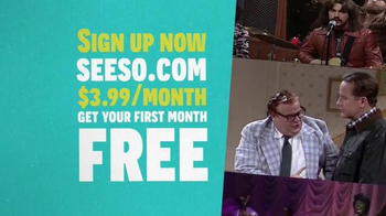 Seeso TV Spot, 'Stream Seeso' - Thumbnail 9
