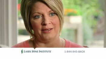 Laser Spine Institute TV Spot, 'Feel an Answer'