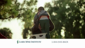 Laser Spine Institute TV Spot, 'Feel an Answer' - Thumbnail 10