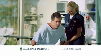 Laser Spine Institute TV Spot, 'Feel an Answer' - Thumbnail 4