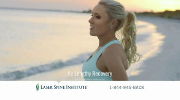 Laser Spine Institute TV Spot, 'Feel an Answer' - Thumbnail 7